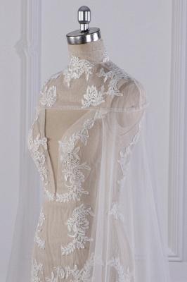 Außergewöhnliche Hochzeitskleider | Brautkleider Meerjungfrau Spitze_5
