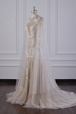 Außergewöhnliche Hochzeitskleider | Brautkleider Meerjungfrau Spitze_3