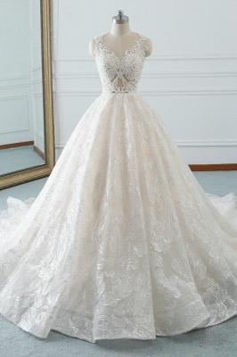 Modern Brautkleider A Linie | Hochzeitskleider Spitze