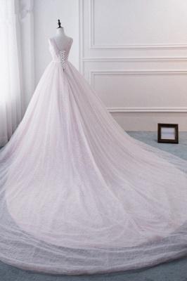 Hochzeitskleid Umstandsmode | Brautkleid A Linie Spitze_4