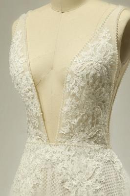 Brautkleider A Linie Spitze   Hochzeitskleid Bestellen_4