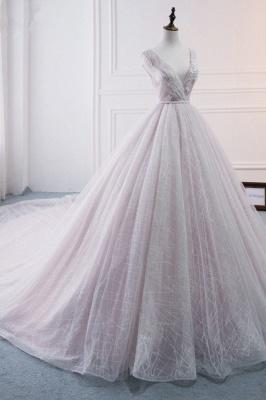 Hochzeitskleid Umstandsmode | Brautkleid A Linie Spitze_3