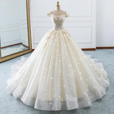 Hochzeitskleider Große Größen | Brautkleider Prinzessin Luxus_5