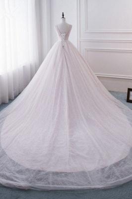 Hochzeitskleid Umstandsmode | Brautkleid A Linie Spitze_2