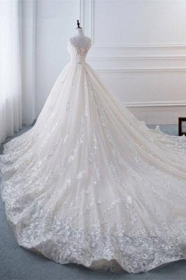 Standesamt Hochzeitskleid | Brautkleider Prinzessin Luxus_2
