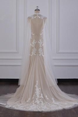 Außergewöhnliche Hochzeitskleider | Brautkleider Meerjungfrau Spitze_2