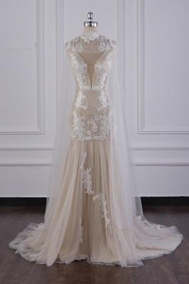 Außergewöhnliche Hochzeitskleider | Brautkleider Meerjungfrau Spitze_1