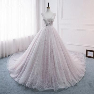 Hochzeitskleid Umstandsmode | Brautkleid A Linie Spitze_7
