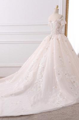 Schöne Brautkleider Mit Ärmel | Hochzeitskleider Prinzessin_4