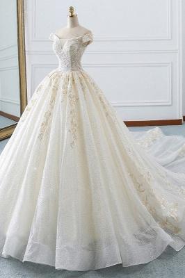 Hochzeitskleider Große Größen | Brautkleider Prinzessin Luxus_4