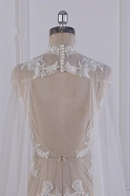 Außergewöhnliche Hochzeitskleider | Brautkleider Meerjungfrau Spitze_6