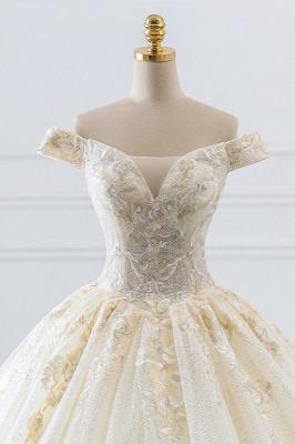 Hochzeitskleider Große Größen | Brautkleider Prinzessin Luxus_3