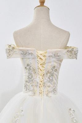 Designer Hochzeitskleider A Linie | Brautkleid mit spitze_6