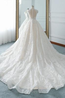 Modern Brautkleider A Linie | Hochzeitskleider Spitze_2