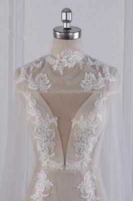 Außergewöhnliche Hochzeitskleider | Brautkleider Meerjungfrau Spitze_4