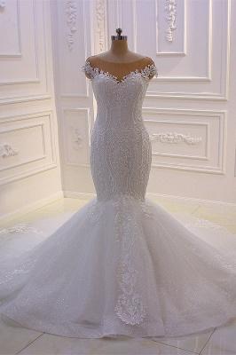 Brautkleider Meerjungfrau Spitze | Hochzeitskleid Umstandsmode_2