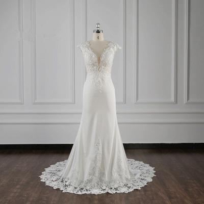 Hochzeitskleid Umstandsmode Günstig | Brautkleider Meerjungfrau_1