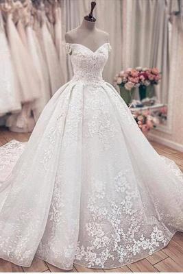 Hochzeitskleider Prinzessin Luxus   Brautkleid Spitze_1