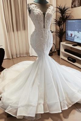 Brautkleid Meerjungfrau Spitze | Hochzeitskleid Online Kaufen_1