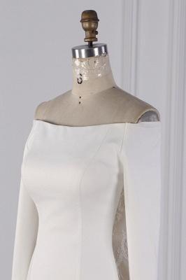 Bohemian Hochzeitskleid Langarm | Brautkleid Meerjungfrau_5
