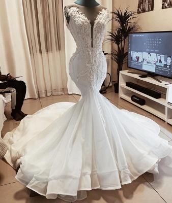 Brautkleid Meerjungfrau Spitze | Hochzeitskleid Online Kaufen_2