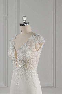 Hochzeitskleid Umstandsmode Günstig | Brautkleider Meerjungfrau_6
