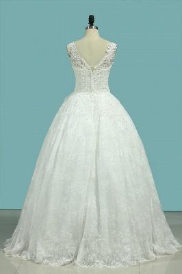 Brautkleider Prinzessin | Hochzeitskleider Spitze Online_3