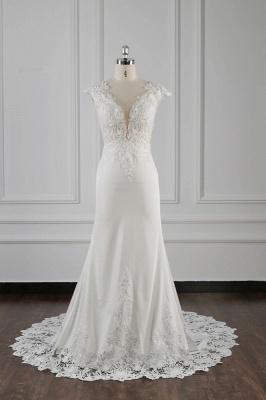 Hochzeitskleid Umstandsmode Günstig | Brautkleider Meerjungfrau_2