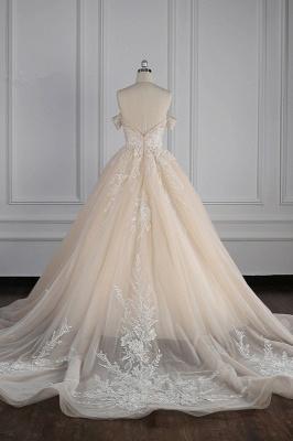 Elegante Brautkleider Prinzessin | Hochzeitskleid Lange Ärmel_3