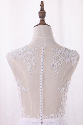 Hochzeitskleider Große Größen | Brautkleid A Linie_4