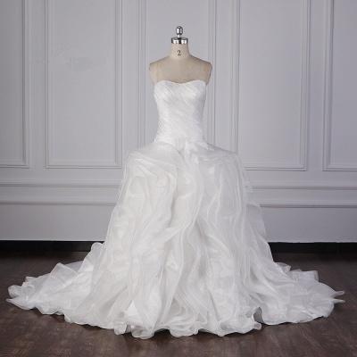 Hochzeitskleider Prinzessin Luxus   Brautkleid Online Kaufen_1