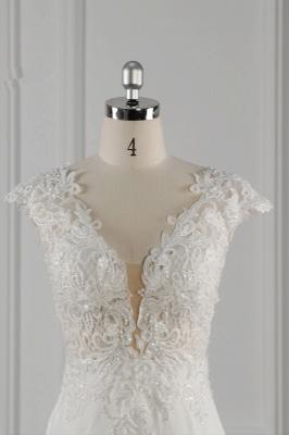Hochzeitskleid Umstandsmode Günstig | Brautkleider Meerjungfrau_5
