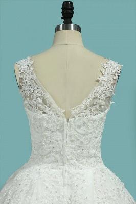 Brautkleider Prinzessin | Hochzeitskleider Spitze Online_4