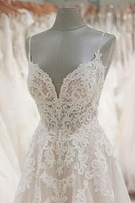 Schlichte Brautkleider A Linie | Hochzeitskleider Online Bestellen_4