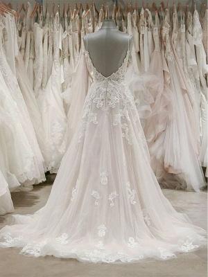 Schlichte Brautkleider A Linie | Hochzeitskleider Online Bestellen_2