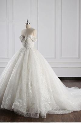 Designer Brautkleider Lange Ärmel | Hochzeitskleid Spitze_3
