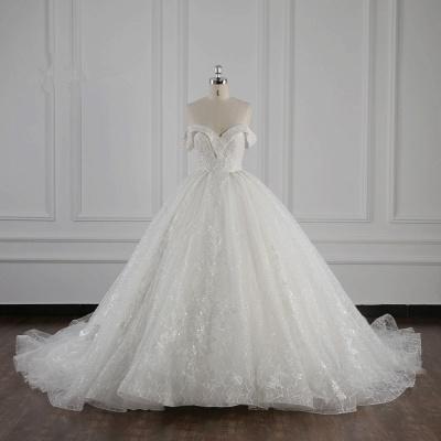 Designer Brautkleider Lange Ärmel | Hochzeitskleid Spitze_7