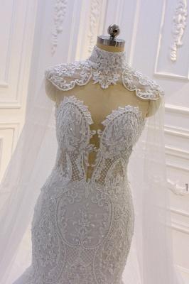 Meerjungfrau Kleid Hochzeitskleid | Brautkleider Spitze_4
