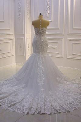 Meerjungfrau Kleid Hochzeitskleid | Brautkleider Spitze_5