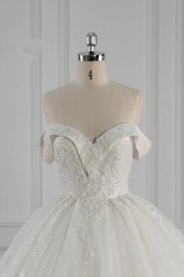 Designer Brautkleider Lange Ärmel | Hochzeitskleid Spitze_4
