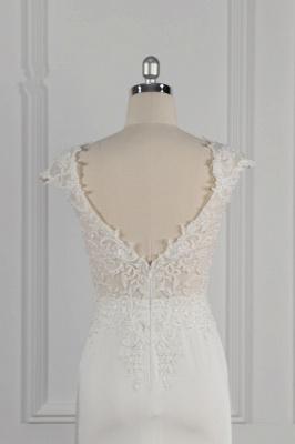 Hochzeitskleid Umstandsmode Günstig | Brautkleider Meerjungfrau_7
