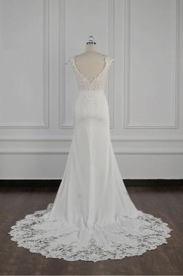 Hochzeitskleid Umstandsmode Günstig | Brautkleider Meerjungfrau_4