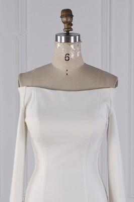 Bohemian Hochzeitskleid Langarm | Brautkleid Meerjungfrau_3
