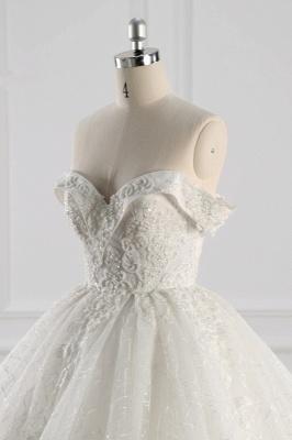 Designer Brautkleider Lange Ärmel | Hochzeitskleid Spitze_5