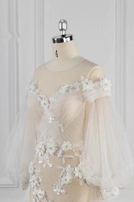 Hochzeitskleid Langarm Spitze | Brautkleider Online Kaufen_5