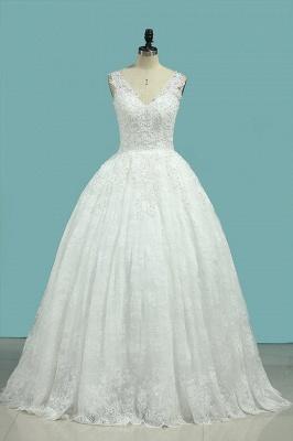 Brautkleider Prinzessin | Hochzeitskleider Spitze Online_1
