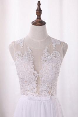 Hochzeitskleider Große Größen | Brautkleid A Linie_2
