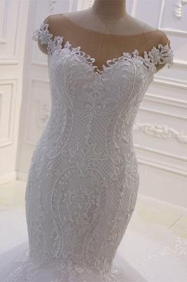 Brautkleider Meerjungfrau Spitze | Hochzeitskleid Umstandsmode_3