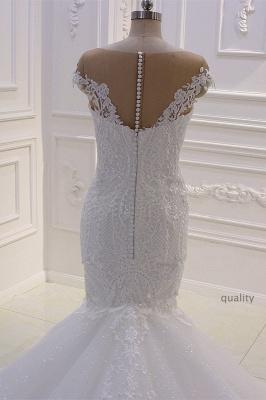 Brautkleider Meerjungfrau Spitze | Hochzeitskleid Umstandsmode_4