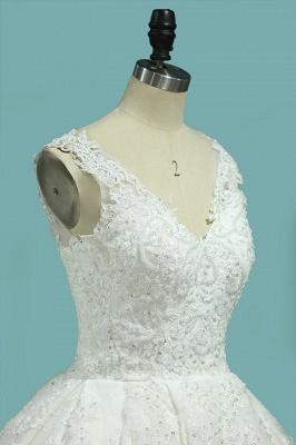 Brautkleider Prinzessin | Hochzeitskleider Spitze Online_2
